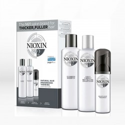 Nioxin System 2 Kit Progressed Thinning Light Moisture (για Φυσικά Μαλλιά)
