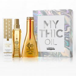 MYTHIC OIL XMAS BOX - Σαμπουάν 250ml & Λάδι 100ml - L'oreal Professionel